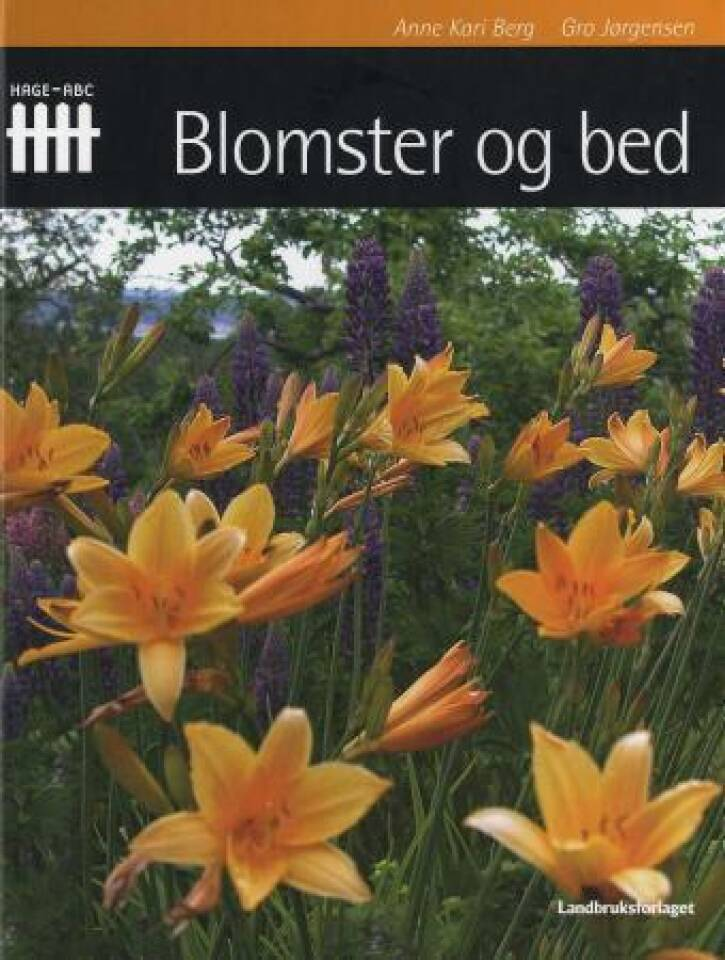 Blomster og bed