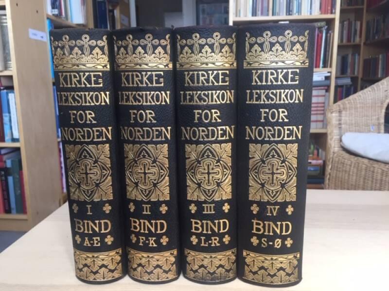 Kirke-leksikon for Norden Bind I-IV