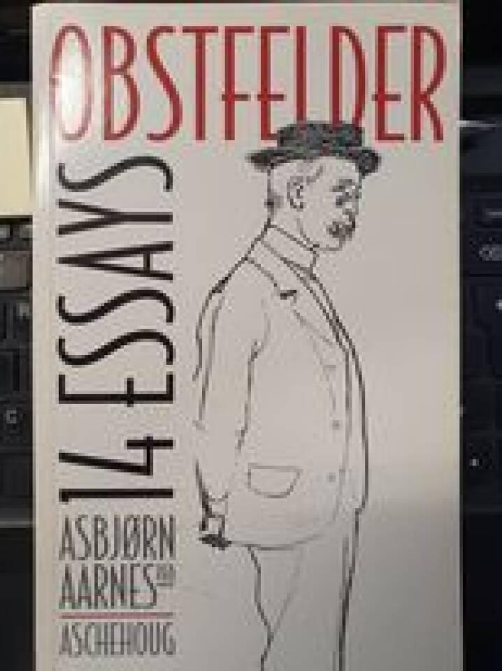 Obstfelder 14 essays