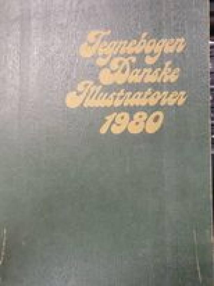 Tegnebogen Danske Illustratorer 1980