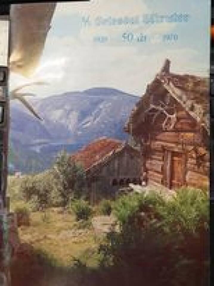Setesdal Bilruter 50 år