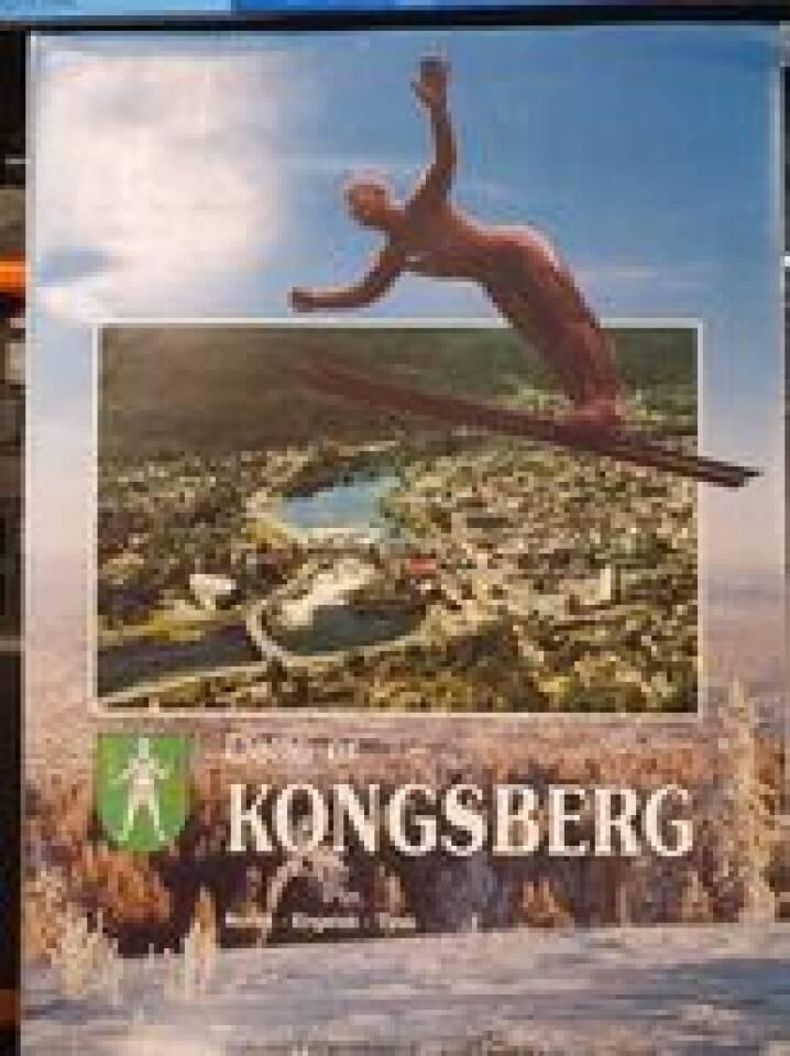 Dette er Kongsberg