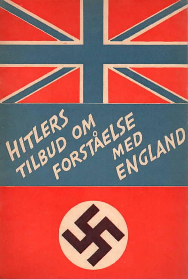 Hitlers tilbud om forståelse med England