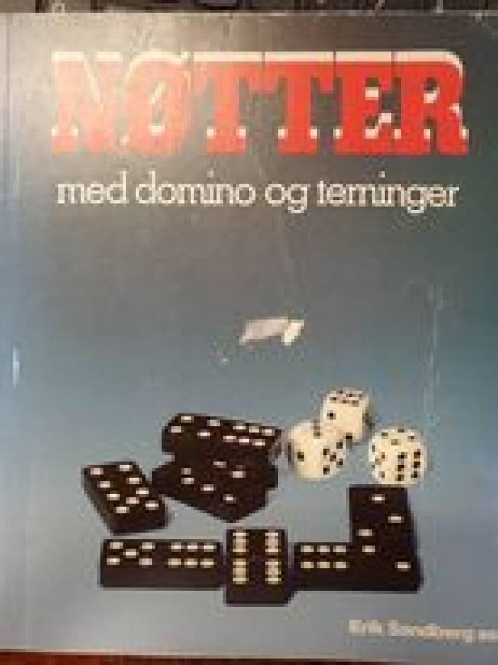 Nøtter med domino og terninger