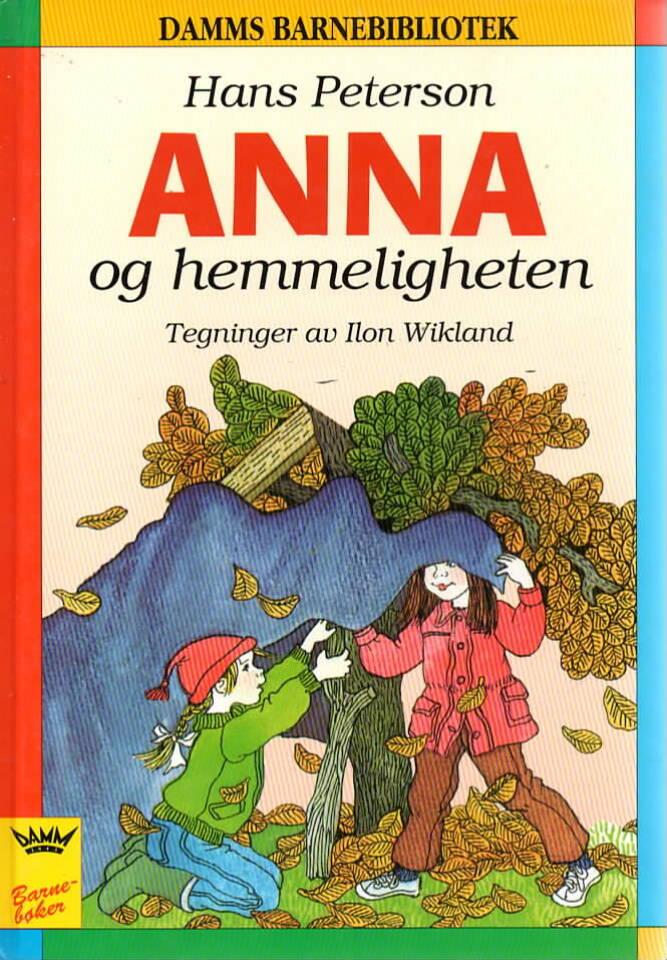 Anna og hemmeligheten
