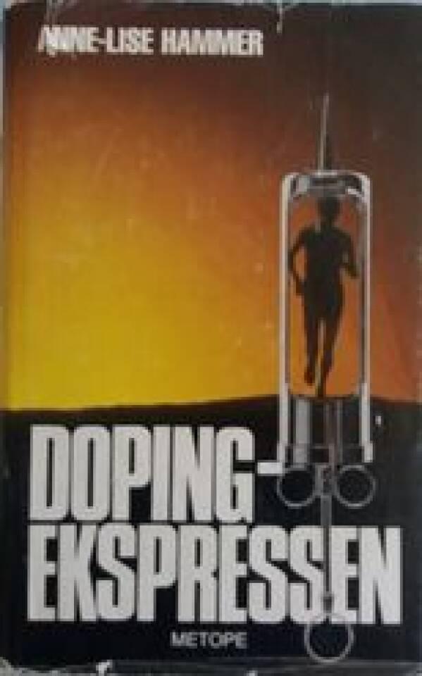 Doping-ekspressen. Historien om David Jenkins