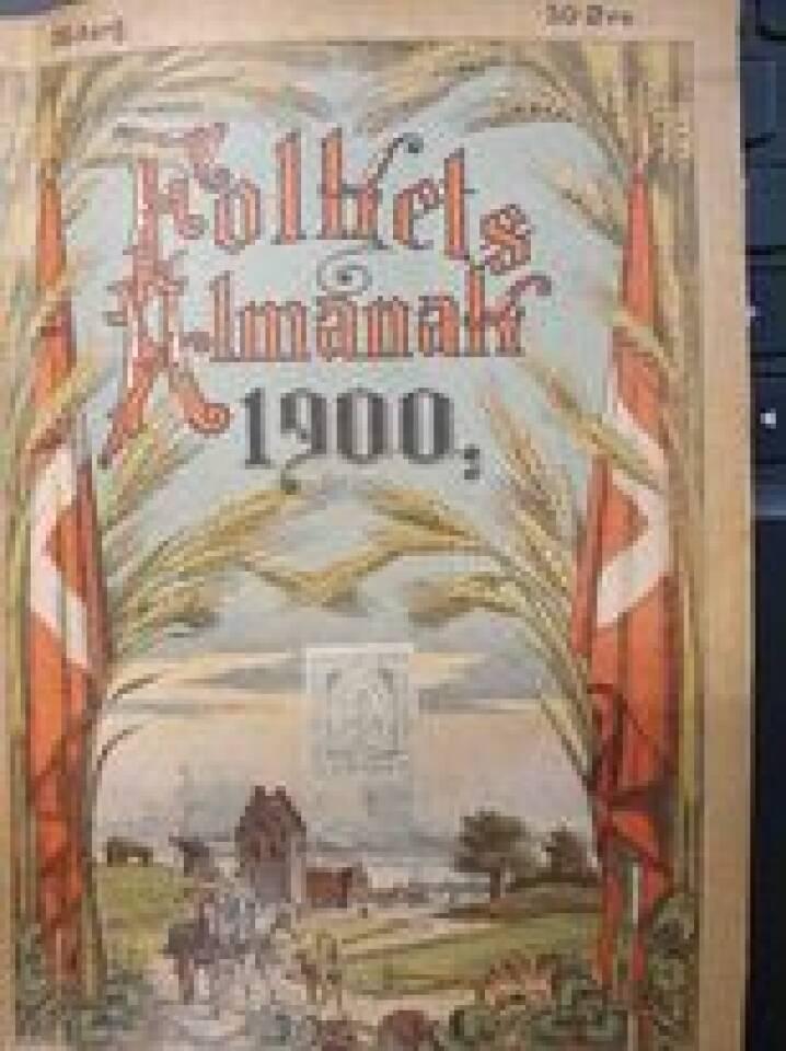 Folkets Almanak 1900