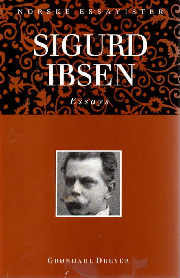 Sigurd Ibsen – essays