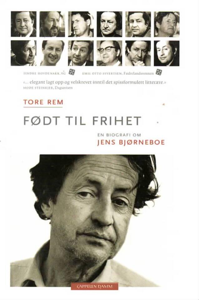 Født til frihet – En biografi om Jens Bjørneboe