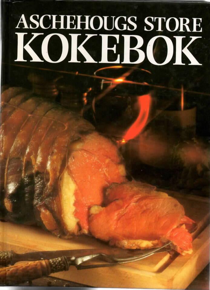 Aschehougs store kokebok