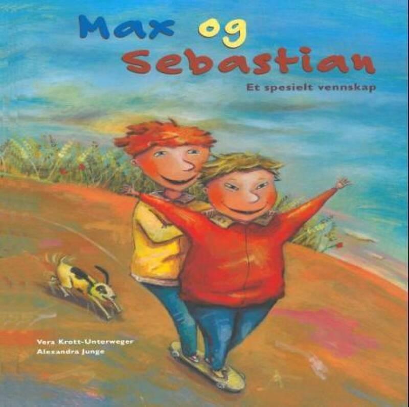 Max og Sebastian