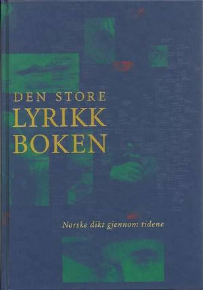Den store lyrikkboken