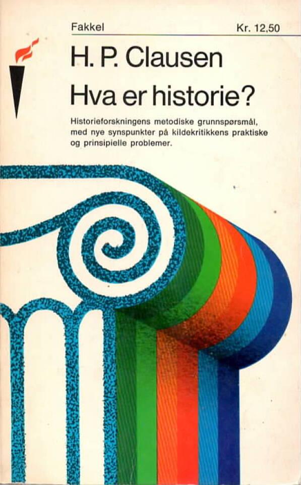Hva er historie?