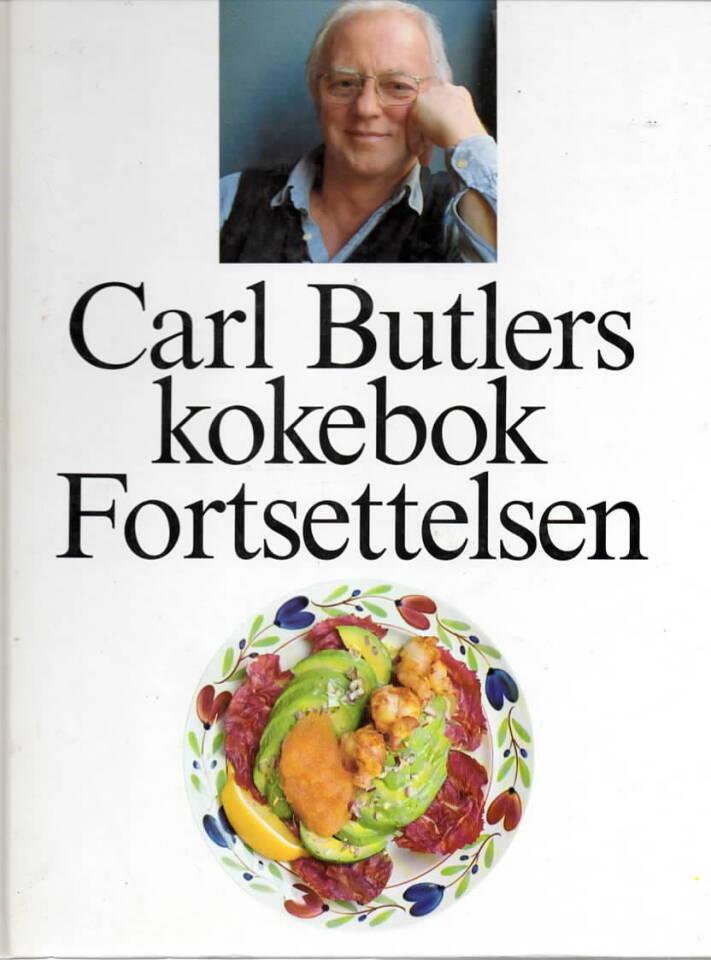 Carl Butlers kokebok – fortsettelsen
