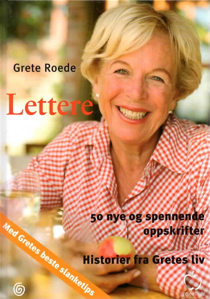 Lettere – 50 nye og spennende oppskrifter