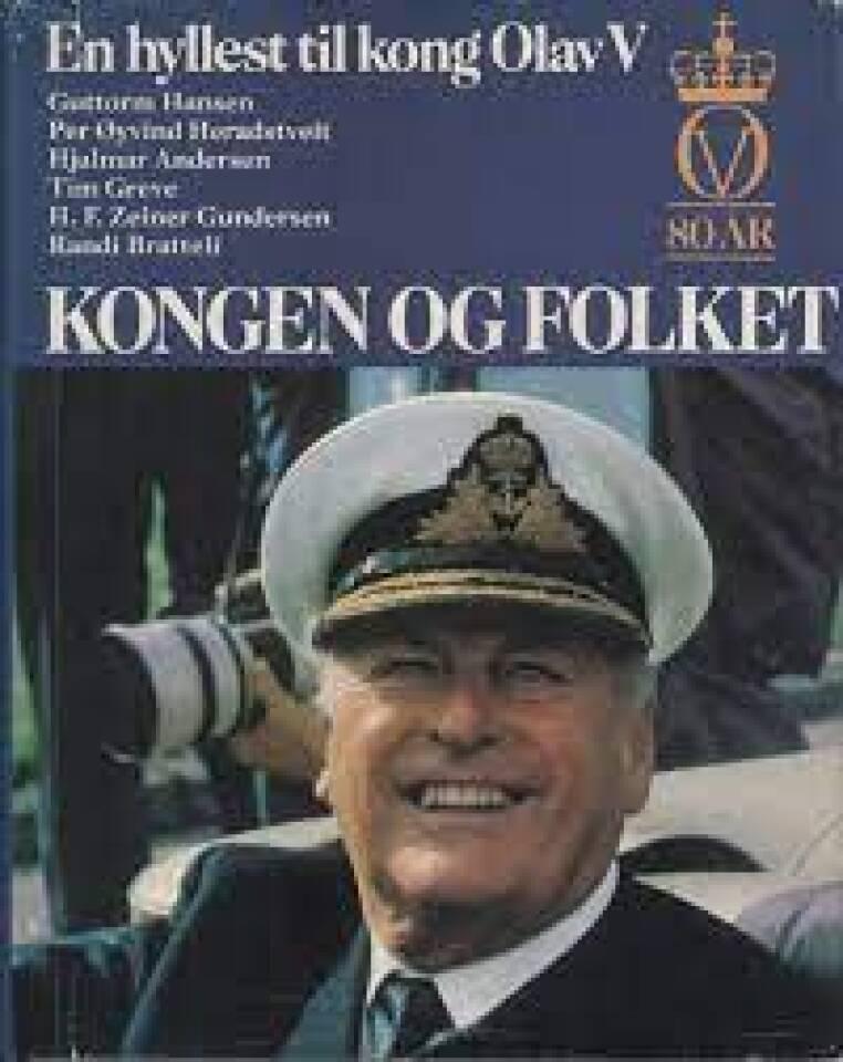 Kongen og folket. En hyllest til kong Olav V.
