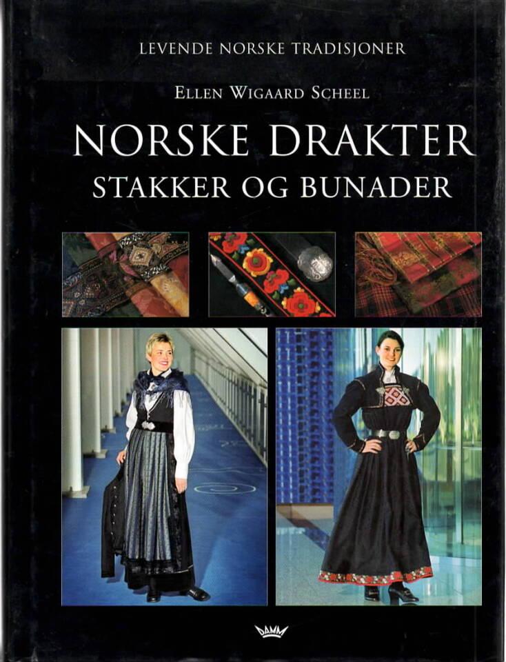 Norske drakter stakker og bunader