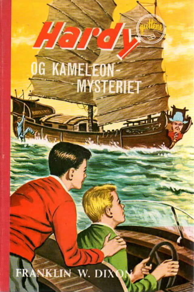 Hardy-guttene og kameleon-mysteriet