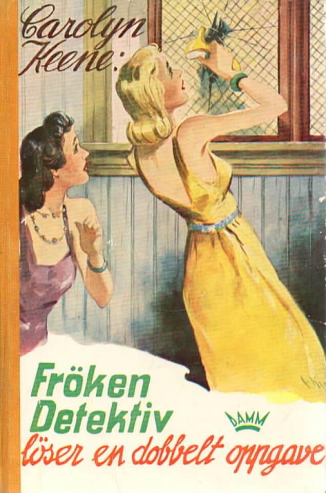 Detektiv Nancy Drew løser en dobbeltoppgave