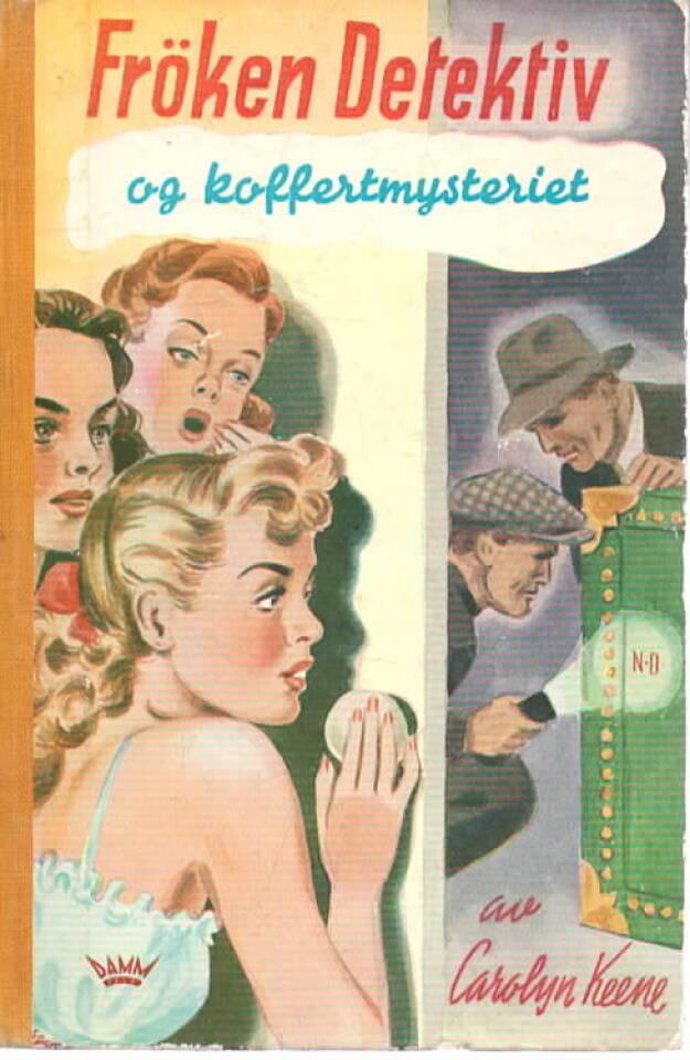 Detektiv Nancy Drew og koffertmysteriet