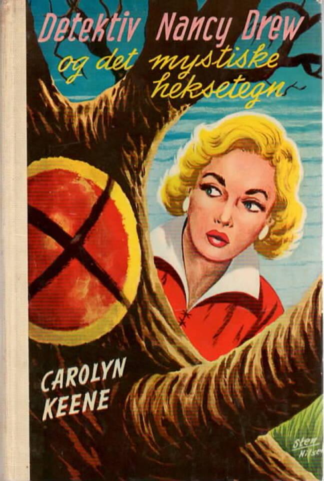 Detektiv Nancy Drew og det mystiske heksetegn