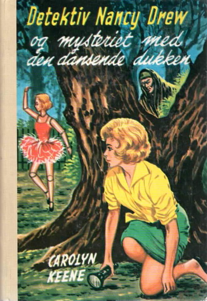 Detektiv Nancy Drew og mysteriet med den dansende dukken