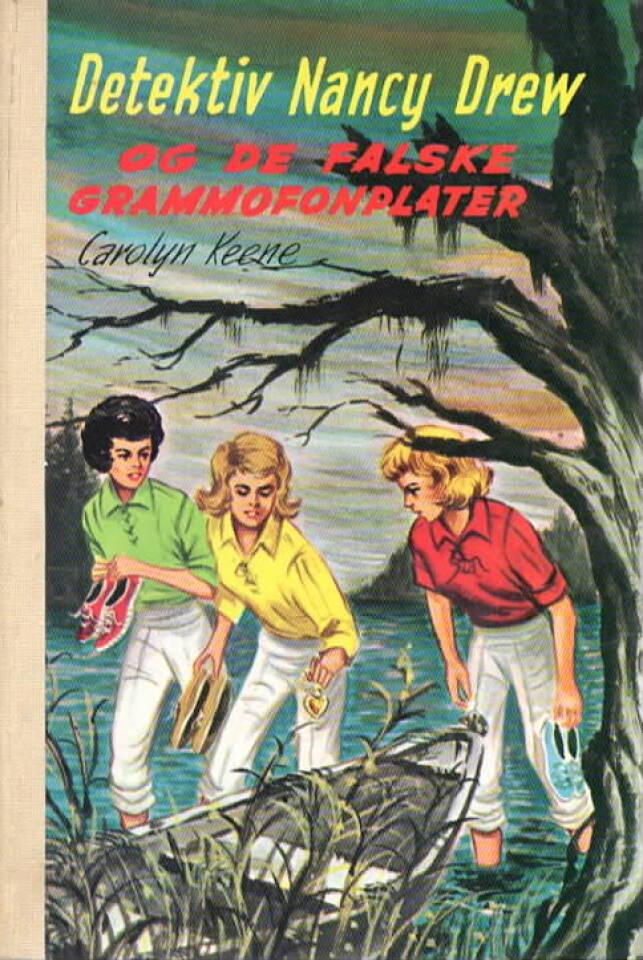 Detektiv Nancy Drew og de falske grammofonplater