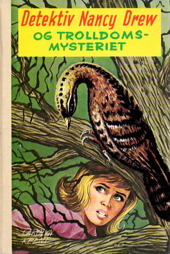 Detektiv Nancy Drew og trolldomsmysteriet