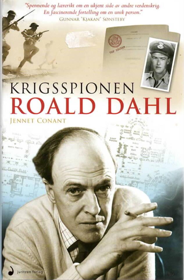 Krigsspionen Roald Dahl