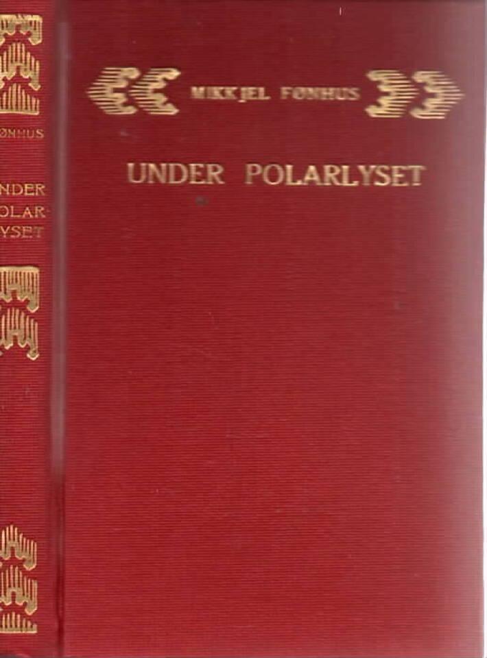 Under polarlyset – en fortælling fra Spitsbergen