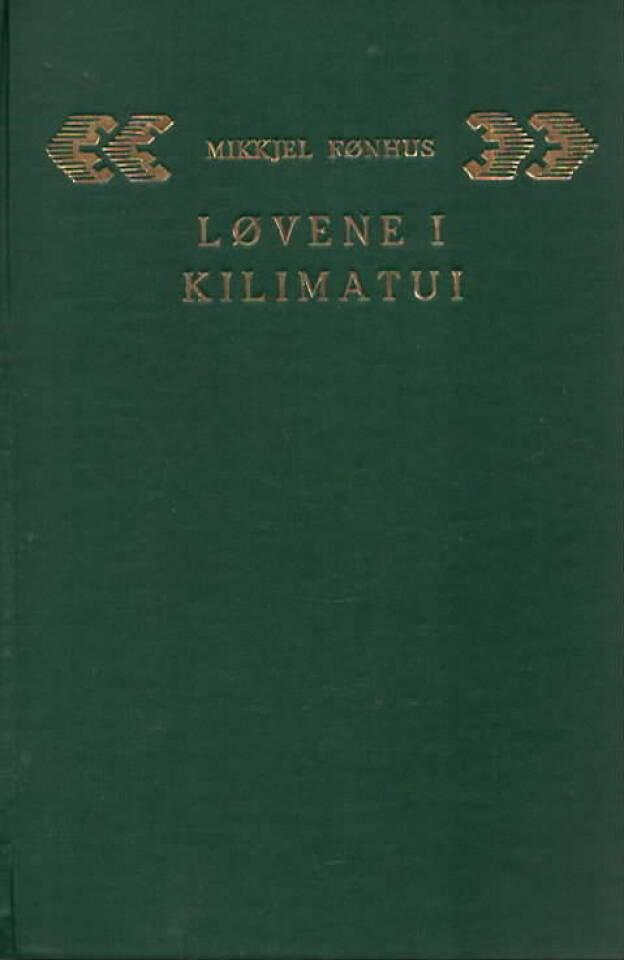 Løvene i Kilimatui – en dyreskildring fra Afrika