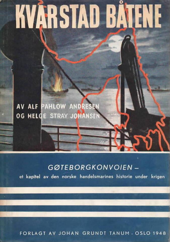 Kvarstad båtene – Gøteborgkonvoien