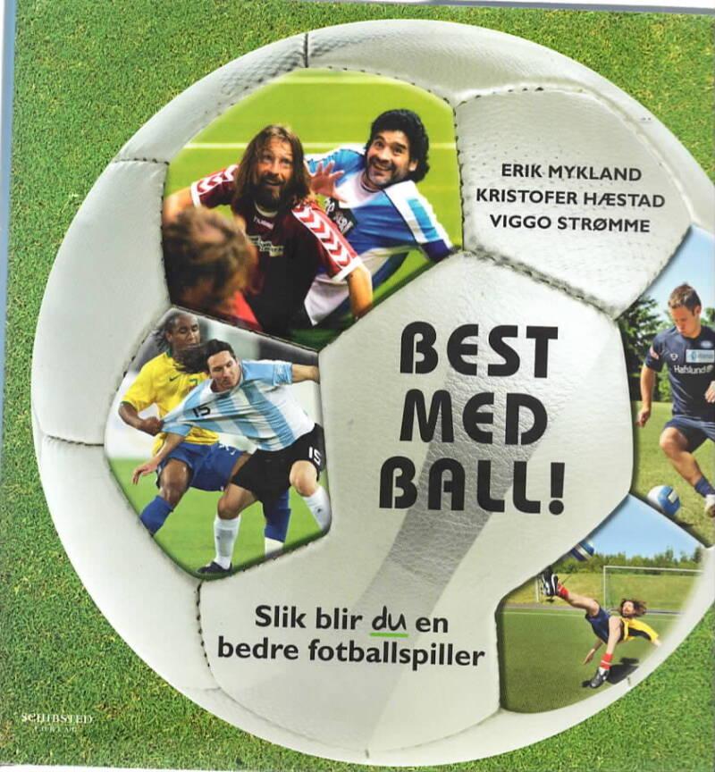 Best med ball! Slik blir du en bedre fotballspiiller