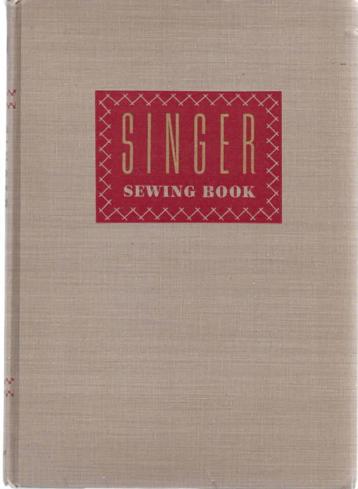 Singer Sewing Book – The most complete guide to sewing at home