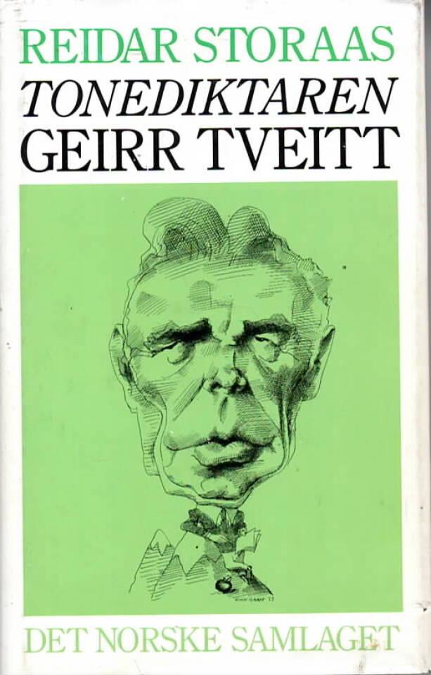 Tonediktaren Geirr Tveitt