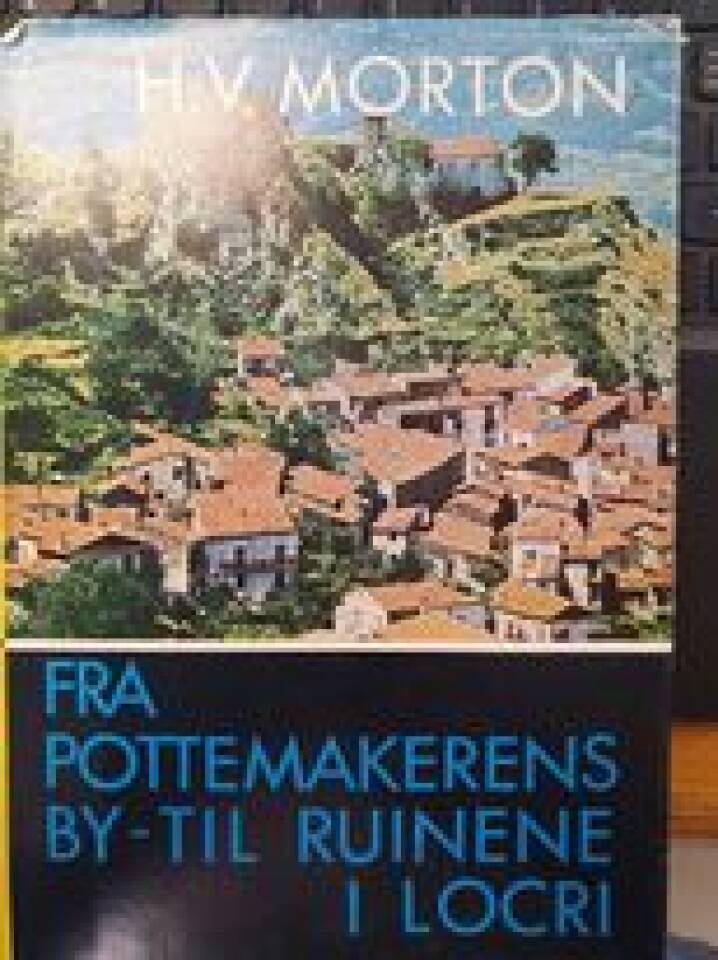 Fra pottemakerens by - til ruinene i Locri