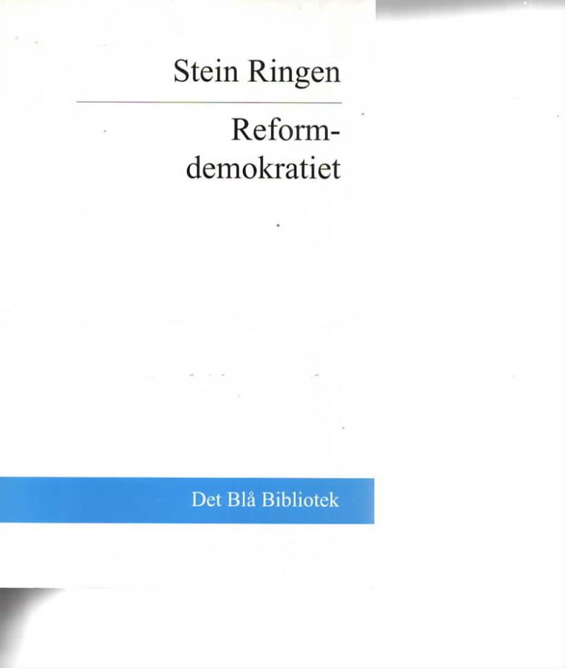 Reformdemokratiet