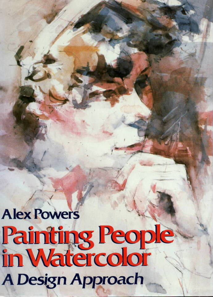 Painting People in Watercolor – A design Approach