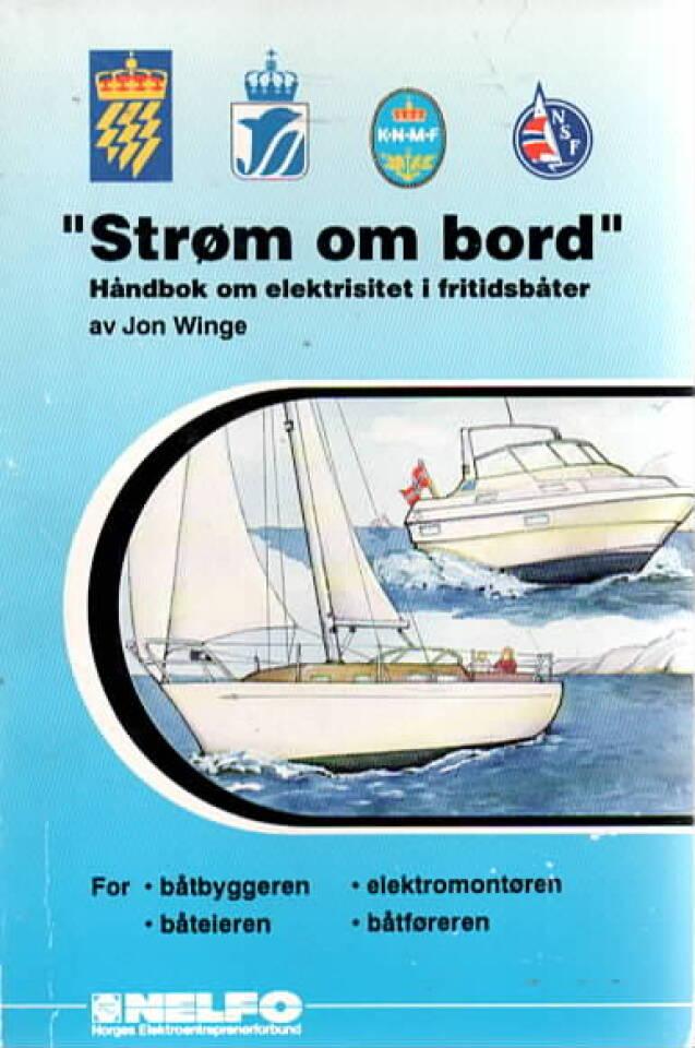 """Strøm om bord"""