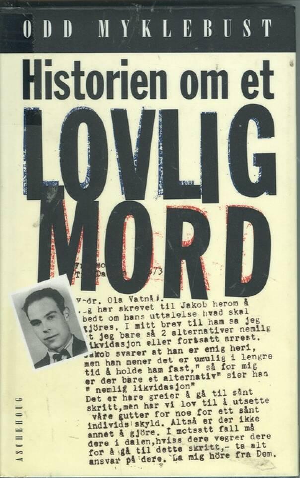 Historien om et lovlig mord