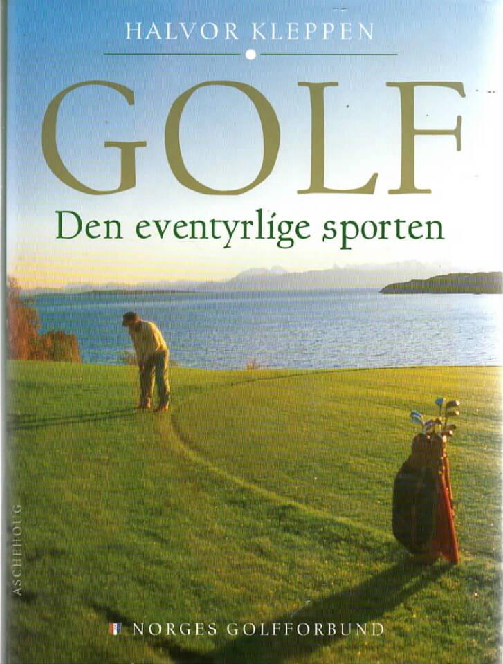 Golf - den eventyrlige sporten