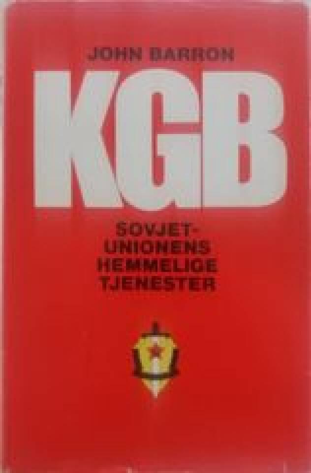 KGB Sovjets Unionens hemmelige tjenester