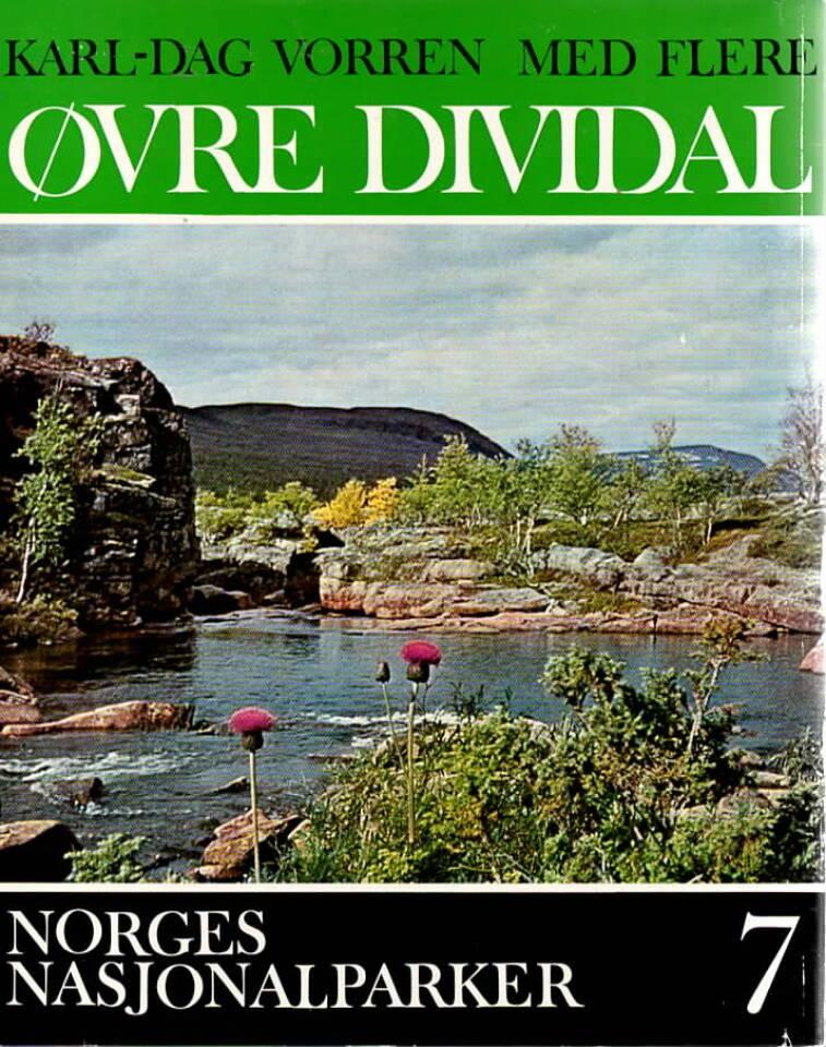 Øvre Dividal – Norges Nasjonalparker 7