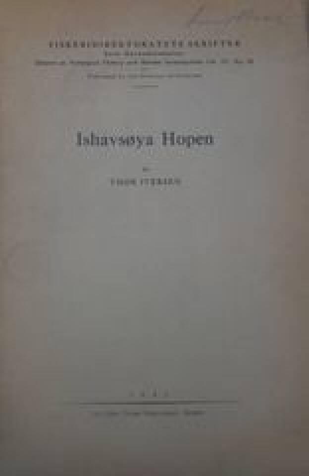 Ishavsøya Hopen