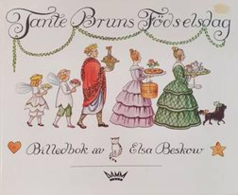 Tante Bruns födselsdag