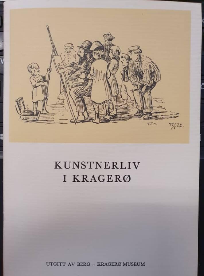Kunstnerliv i Kragerø