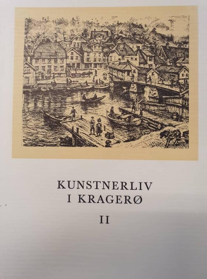 Kunstnerliv i Kragerø II