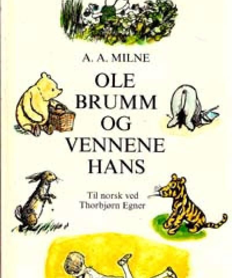 Ole Brumm og vennene hans