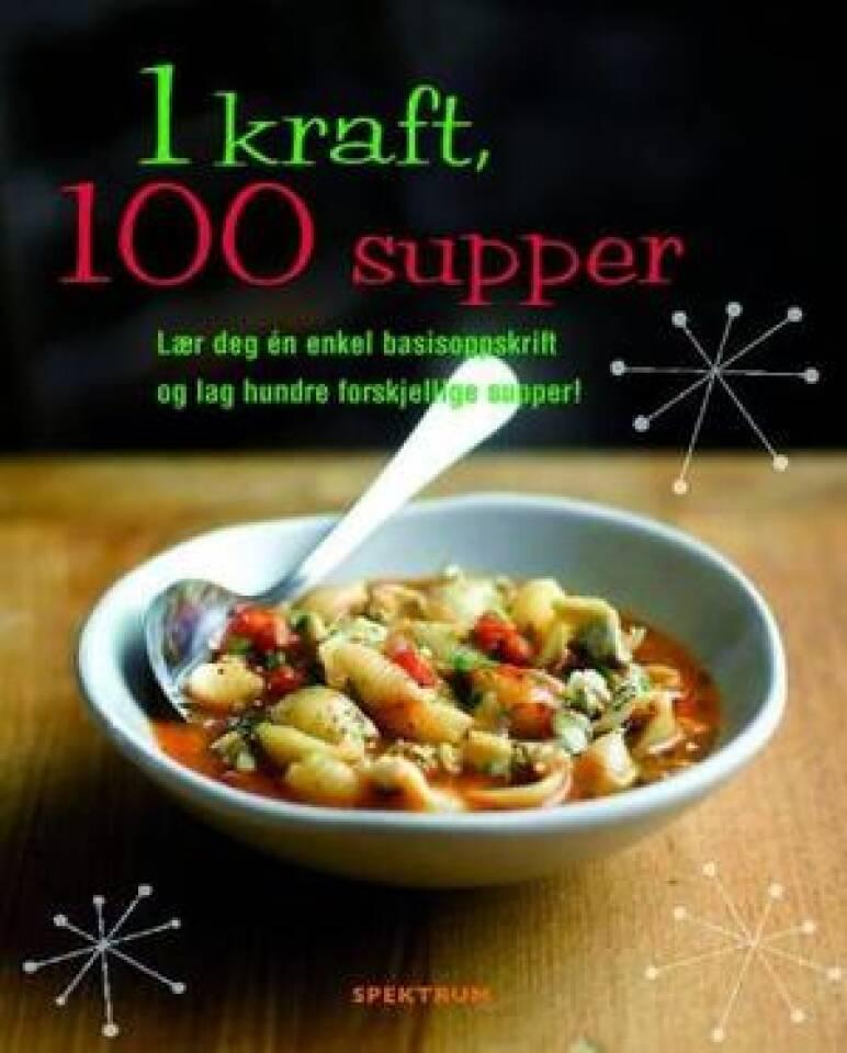 1 kraft, 100 supper