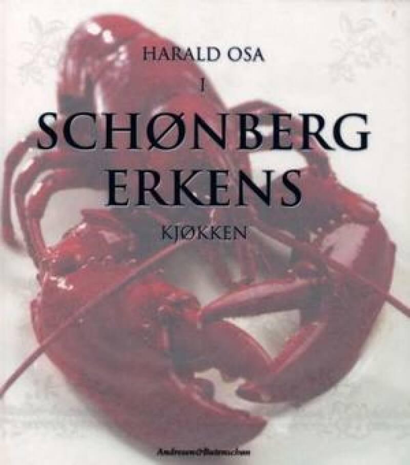 Harald Osa i  Schønberg Erkens kjøkken